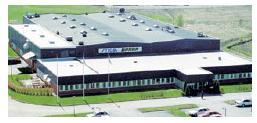 Завод STIGA в Швеции
